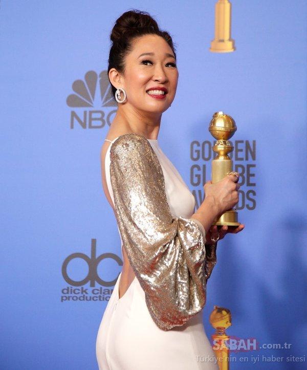 76. Altın Küre Ödülleri sahiplerini buldu! İşte geceye cesur seçimleriyle damga vuran ünlü yıldızlar...
