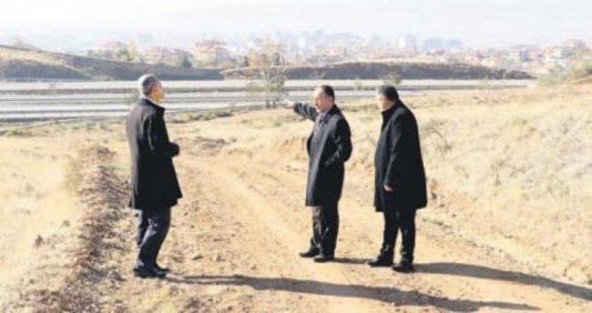Kırıkkale'ye yeni mezarlık yapılacak