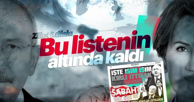 PKK'lı aday skandalı sonrası Kılıçdaroğlu, Akşener ve Karamollaoğlu kayıplara karıştı!