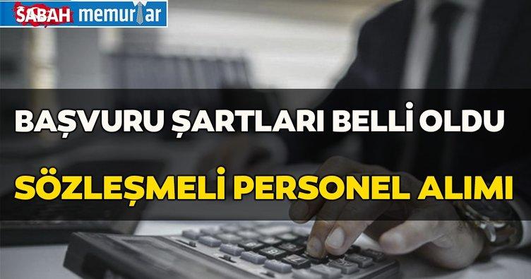 Ankara Üniversitesi personel alımı yapacak! Sözleşmeli personel alımı başvuru şartları belli oldu