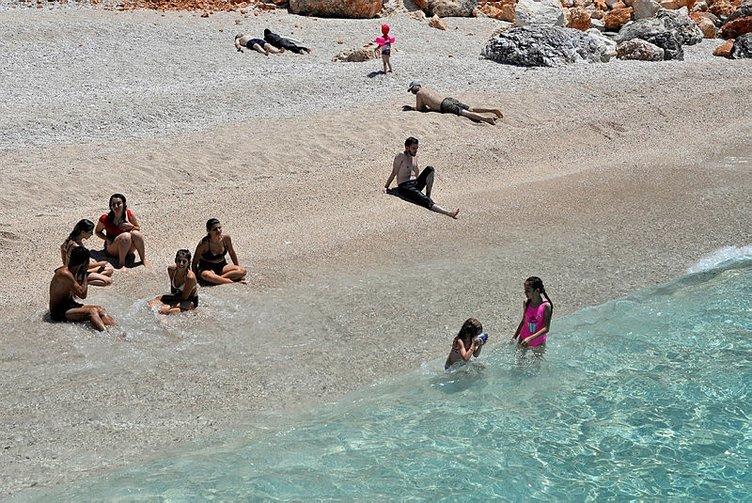 Maldivler değil Suluada