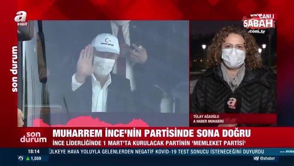 Son dakika: Muharrem İnce'nin kuracağı partinin ismi belli oldu! | Video