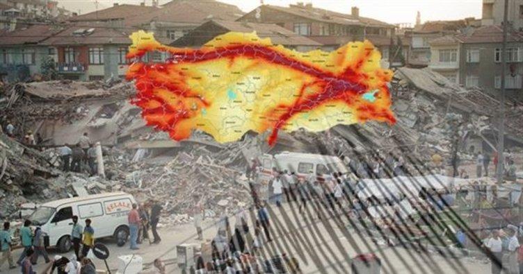 Son Dakika Haberi: Denizli'de korkutan deprem! İşte detaylar...