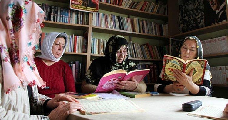 Amasya'nın bu köyünde her salı 'kadınlar günü'
