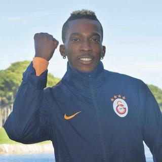 Çalışma izni alabilmek için Galatasaray'a geldim