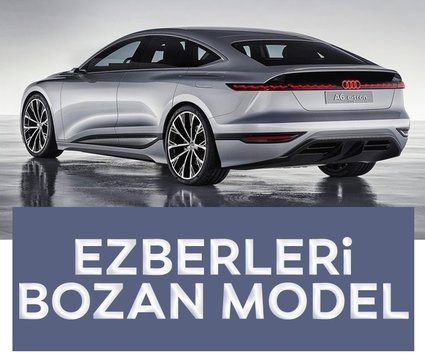 Audi ezberleri bozdu! Audi A6 e-tron Concept tanıtıldı! Bakın ne gibi özellikleri var...