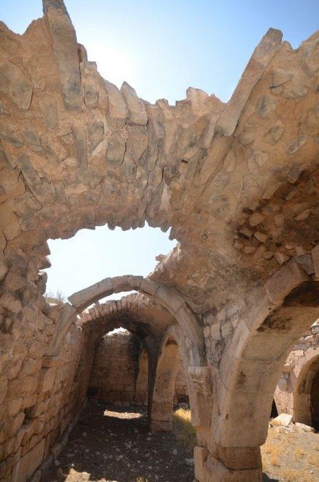 Tarihi Atlas Han turizme kazandırılmayı bekliyor!