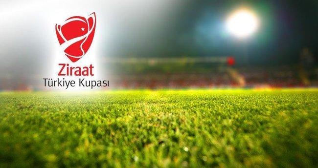 Türkiye Kupası'nda gruplara kalan takımlar belli oldu