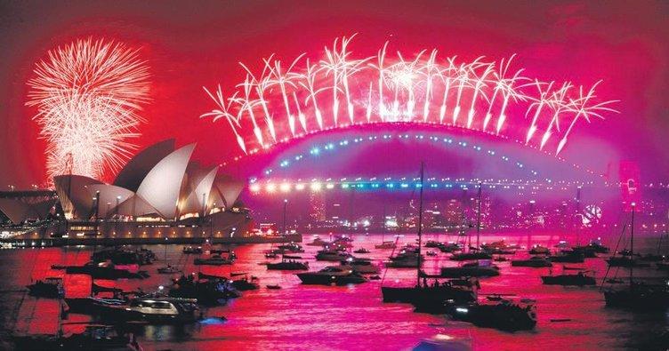 Dünyada yeni yıl