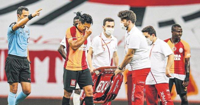 Bir şok daha! Falcao Başakşehir ve Trabzon'da yok