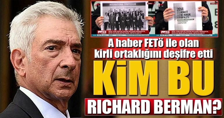 Kim bu Richard Berman?
