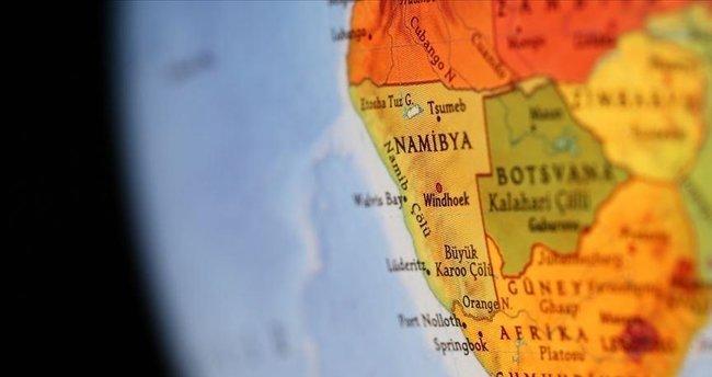 Namibya'dan İsrail'in gözlemci üyeliğine itiraz