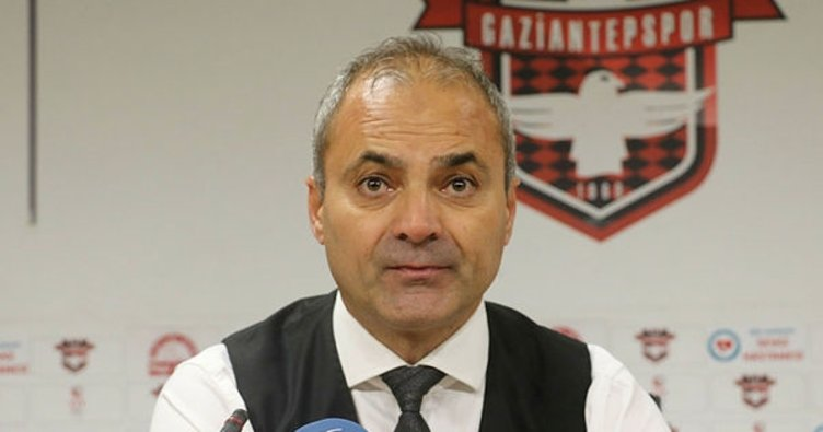 Erkan Sözeri: Kupayı Gaziantep'e getireceğiz