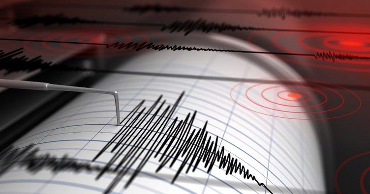 Tonga'da 5,9 büyüklüğünde deprem meydana geldi
