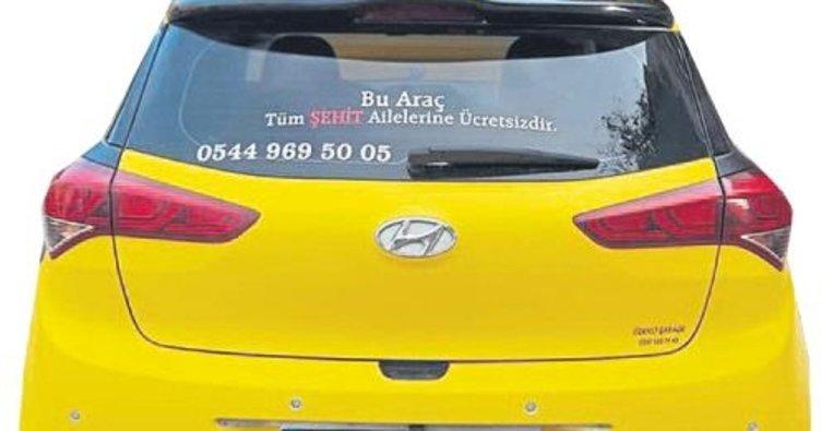 Adanalı taksiciden alkışlanacak hareket