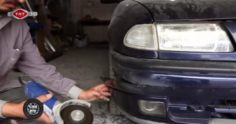 Otomobilin değişimi sahibini çok şaşırttı!