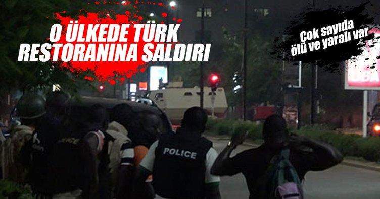 Son Dakika! Burkina Faso'da Türk restoranına saldırı!