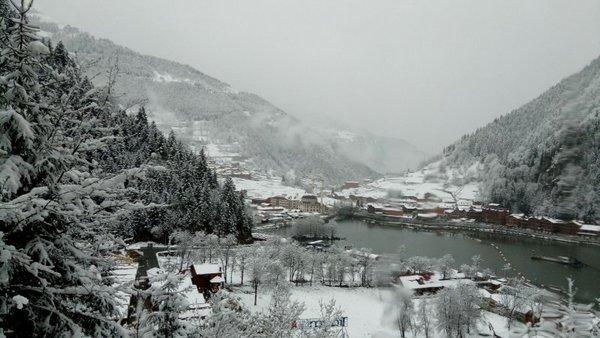 Turistlerin yeni gözdesi Trabzon