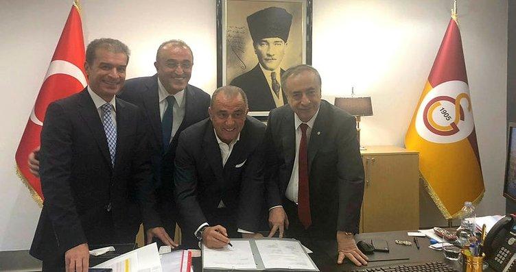 İşte Fatih Terim'in Galatasaray'dan alacağı ücret