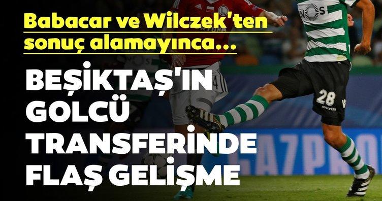 Beşiktaş'ın golcü transferinde flaş gelişme
