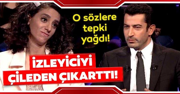 Son Dakika: Kim Milyoner Olmak İster'e katılan yarışmacı izleyiciyi çileden çıkardı! Kenan İmirzalıoğlu'nun cevabı gündem oldu!