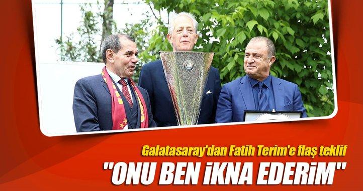 Galatasaray'dan Fatih Terim'e flaş teklif