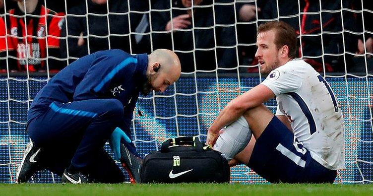 Tottenham'da Harry Kane şoku!