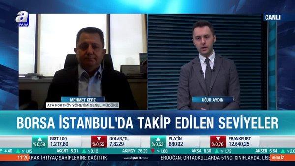 Borsa İstanbul'da hedef neresi? Gerz: Borsanın önü daha da açıklacak