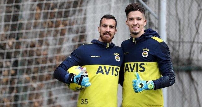 Fenerbahçe'den flaş kaleci kararı!