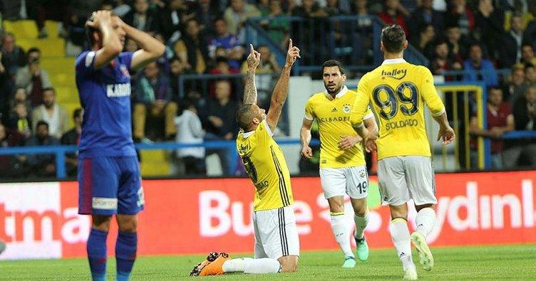 Fenerbahçe averajı düzeltti pusuya yattı