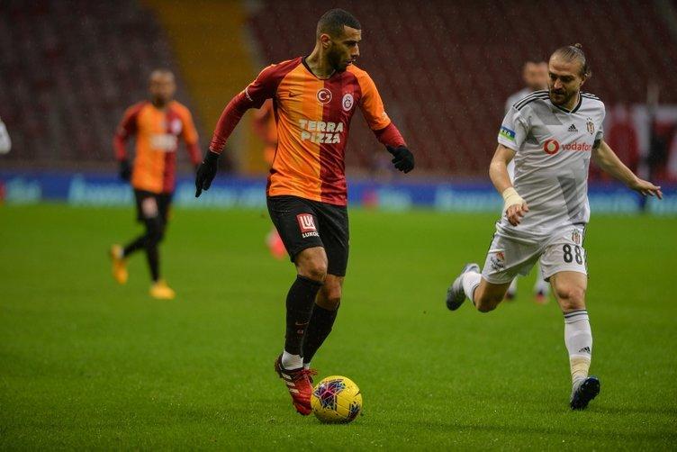 Galatasaray'a transfer müjdesi! 3 kulüp onun peşinde