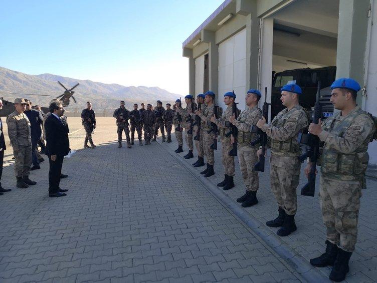 Terör örgütü PKK'ya yönelik 'Kıran-5' operasyonu