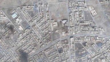 Musul'un uydu fotoğrafları yayınlandı!