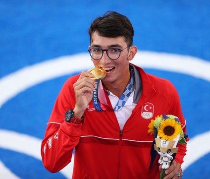 Türkiye'nin olimpiyat madalya sayısı 98 oldu