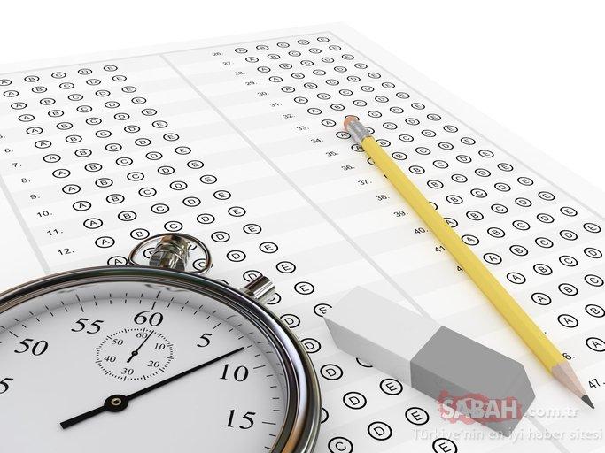 KPSS Ortaöğretim sınav yerleri, giriş belgesi yayınlandı mı? 2020 KPSS Ortaöğretim sınavı ne zaman?