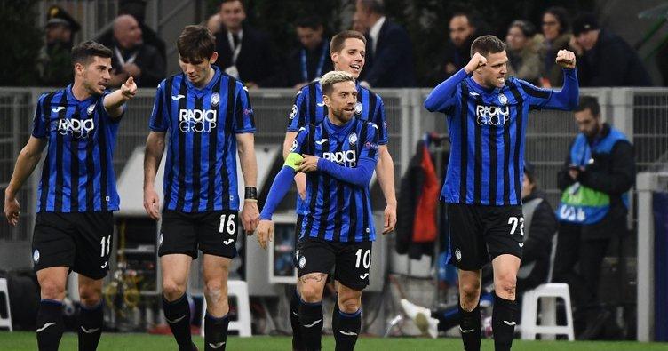 Atalanta 4 - 1 Valencia MAÇ SONUCU