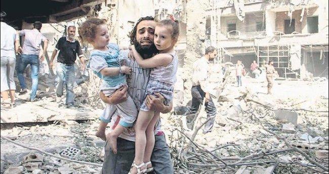 Alman dergisi Halep için sustu