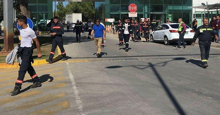 Tüpraş patlamasıyla ilgili gözaltına alınanlar adliyede