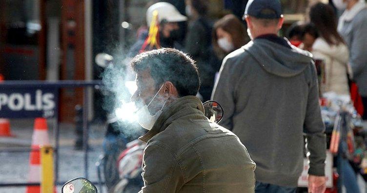 Rize'de sigara yasağına uymayanlara ceza yağdı