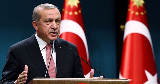 Cumhurbaşkanı Erdoğan, milli sporcu Çakın'ı tebrik etti!