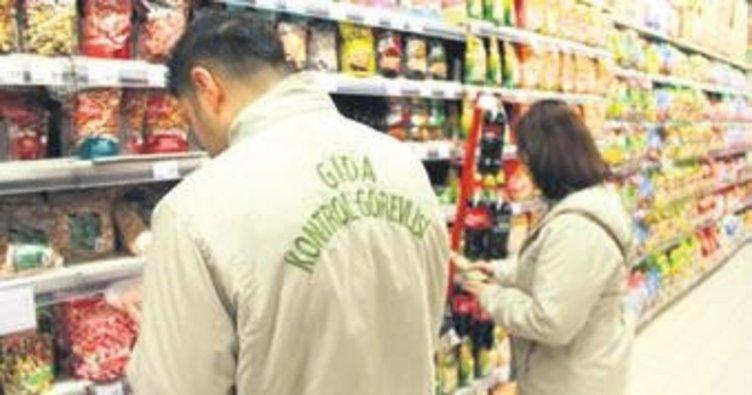 198 işletmeye gıda denetimi yapıldı