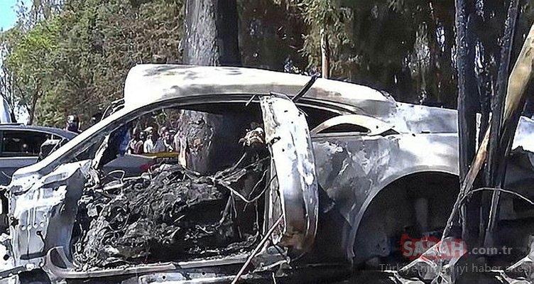 Zimbabveli milyoner, lüks aracıyla kaza yaptı: 4 ölü