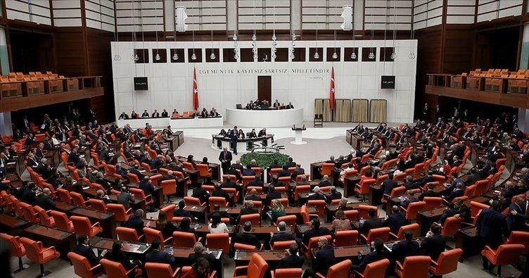 Yargı reformunun ilk paketi Meclis'ten geçti