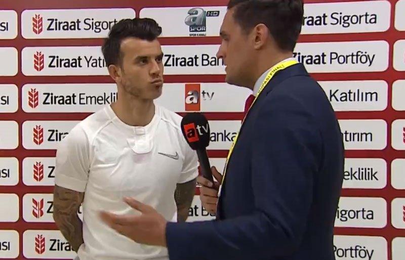 Akhisarspor - Galatasaray maçının hakemi Suat Arslanboğa'ya şok tepki!