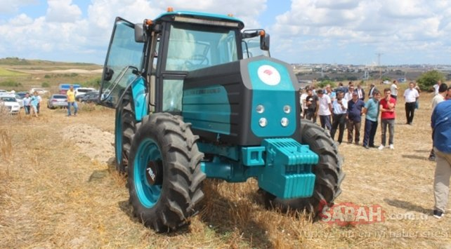 Başkan Erdoğan bizzat test etmişti! Yerli elektrikli traktör o tarihte hazır olacak