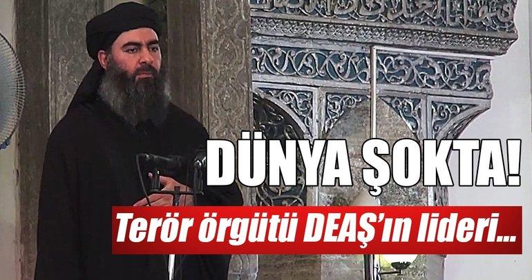 Terör örgütü lideri Bağdadi'yi ellerinden kaçırdılar