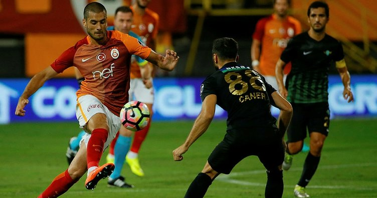 Galatasaray - Akhisarspor 11. kez...