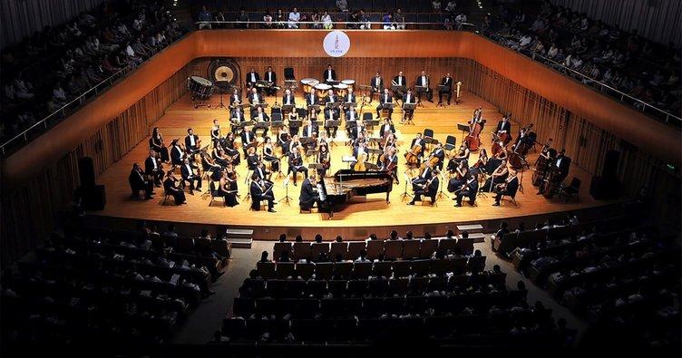 Cumhurbaşkanlığı Senfoni Orkestrası konseri ile sezon başlıyor