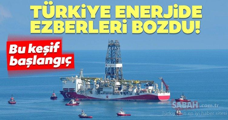 Türkiye enerjide ezberleri bozdu! Bu keşif başlangıç...