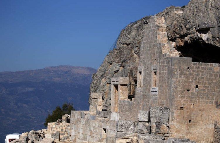 Mersin'in Ayasofyası'nda restorasyon